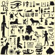 Royalty-Free Stock Vector Image: Egyptian Symbols and Signs SET 1