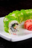 Rolki sushi — Zdjęcie stockowe