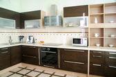 Kitchen interior — Стоковое фото