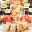 Sushi set — Stock Photo #5633985