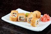 Sushi rolls — Stockfoto