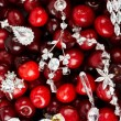 Stock Photo: Jewels at cherries