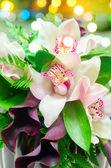 Wedding Bunch of flowers — Stock Photo