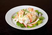 Sea salad — Stock Photo