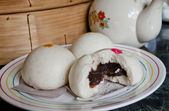 Steamed Buns — Stock Photo