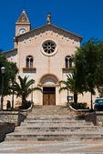 Porto Cristo church, Majorca, Spain — Stock Photo