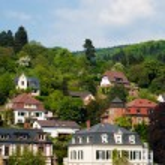 Heidelberg hill district — Stock Photo #6389128