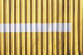 Witte streep — Stockfoto