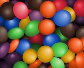 Candy-muster — Stockvektor