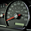 Speedometer — Stock Photo #5522425