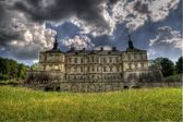 Pidhirtsi Castle — Stock Photo