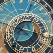 The Astronomical Clock - Stock Photo