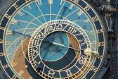 The Astronomical Clock — Stock Photo