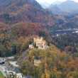 Hohenschwangau Castle — Stock Photo #6258711