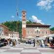 Marostica, Italy — Stock Photo