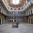 Stock Photo: Kilmainham Gaol - Old Dublin prison