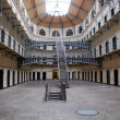 Kilmainham Gaol - Old Dublin prison — Stock Photo
