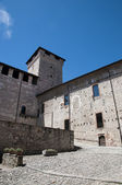 Burg von Angera - Festung (Rocca Borromeo) — Stockfoto