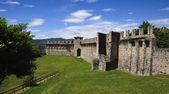 Angera Castle - Fortress (Rocca Borromeo) — ストック写真