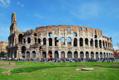 Rome - Colosseo — Stock Photo