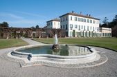 Villa Orrigoni Menafoglio Litta Panza — Stok fotoğraf