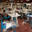 Stock Photo: Italiclothing factory