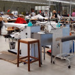 Stock Photo: Italifashion, clothing factory - Designer