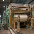 Paper and pulp mill - Factory, Plant — Stockfoto