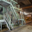 Paper and pulp mill - Factory, Plant — Stock Photo