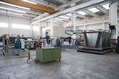 Factory: biogas energetic valorization — Stock Photo