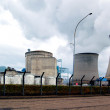 Nuclear Power Station — Stock Photo #6623292