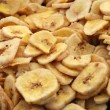 Dried fruits - Banana — Stock Photo