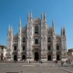 Milan Cathedral (Dome, Duomo) — Foto de Stock