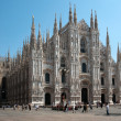 Royalty-Free Stock Photo: Milan Cathedral (Dome, Duomo)