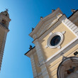 Typical Italian church — Stock Photo