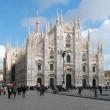 Milan Cathedral (Dome, Duomo) — Stock Photo #6627243