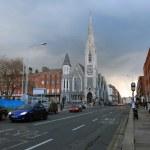 Church in Dublin — Stock Photo