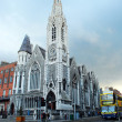 Stock Photo: Church in Dublin