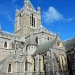 Stock Photo: Christ Church Cathedral - Dublin