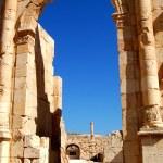 Ancient Jerash - Jordan — Stock Photo #6628689