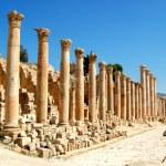 Ancient Jerash - Jordan — Stock Photo #6628698