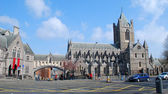 Christ Church Cathedral — Stock Photo