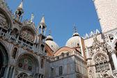 Benátky - san marco katedrála — Stock fotografie