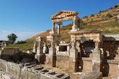Efesu, turecko — Stock fotografie