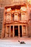 Petra, el tesoro — Foto de Stock