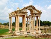 Aphrodite's temple — Stock Photo
