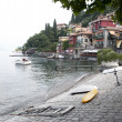 Varenna - Lake of Como — Stock Photo