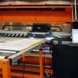 Digital printing - wide format printer — Lizenzfreies Foto