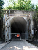 Snoqualmie Railroad Tunnel — Stock Photo