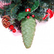 Christmas Decorations — Stock Photo #5777498